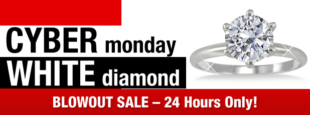 Cyber Monday Diamond Sale