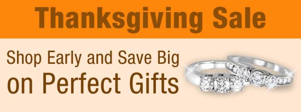 Thanksgiving Jewelry Sale