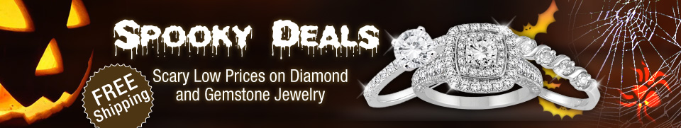Spooky Jewelry Deals