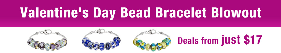 Bead Bracelet Blowout Sale