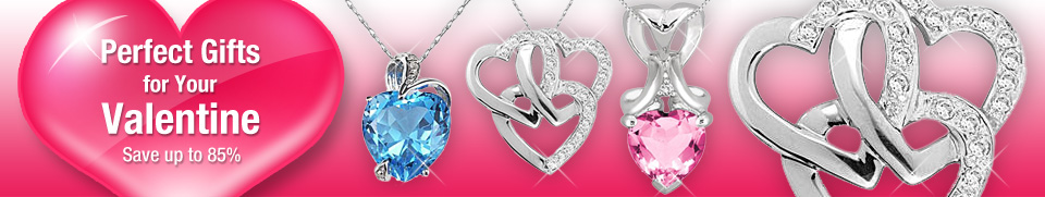 Valentine's Day Jewelry Deals