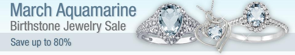 Aquamarine Jewelry Deals