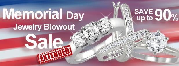 May Madness Jewelry Sale