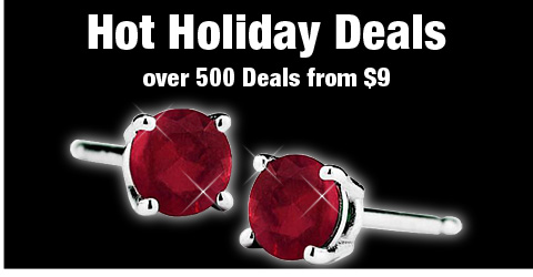Hot Holiday Deals - over 500 Deals from $14