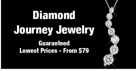 Diamond Journey Jewelry - Guaranteed Lowest Prices - From $79