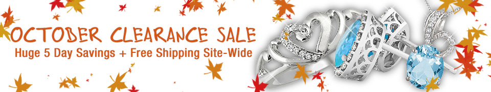 Fall Jewelry Sale