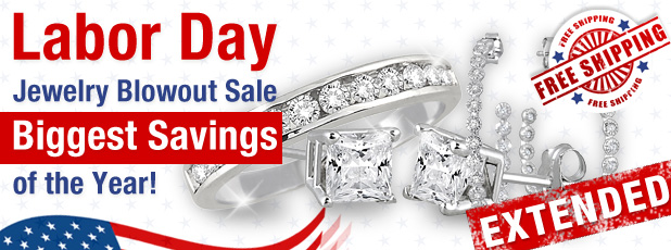 Labor Day Jewelry Sale