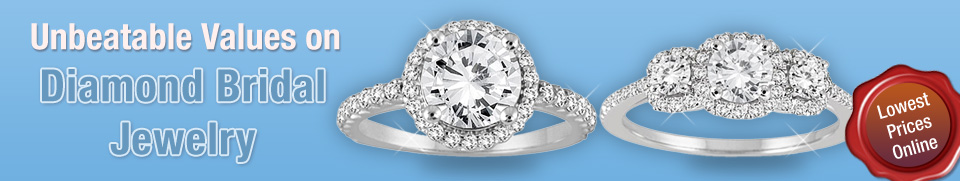 Bridal Jewelry, Engagement Rings, Bridal Sets