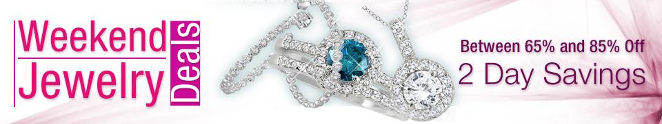 Weekend Jewelry Sale