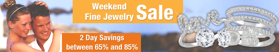 Weekend Jewelry Sale