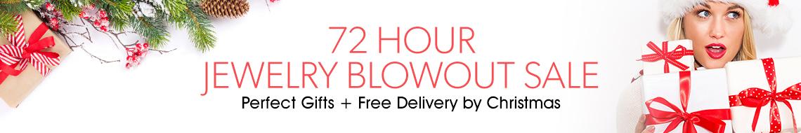 72 Hour Jewelry Sale