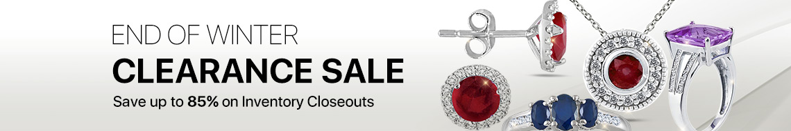 End of Winter Jewelry Sale