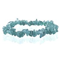 35 Carat All Natural Uncut Genuine Aquamarine Bracelet