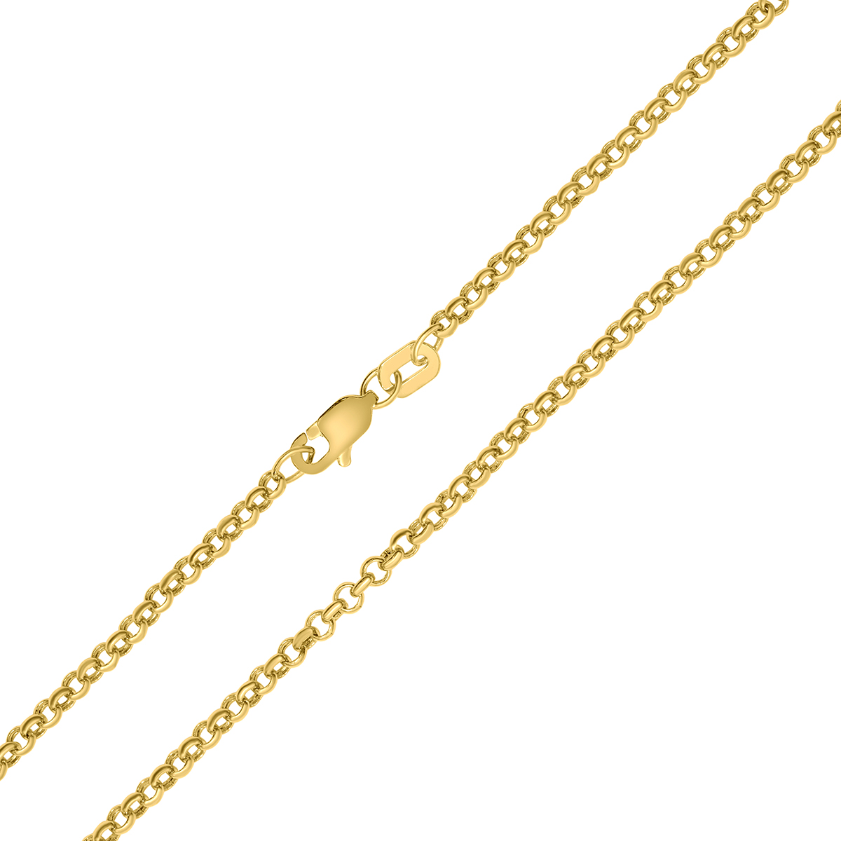 14K Yellow Gold 2.3mm...