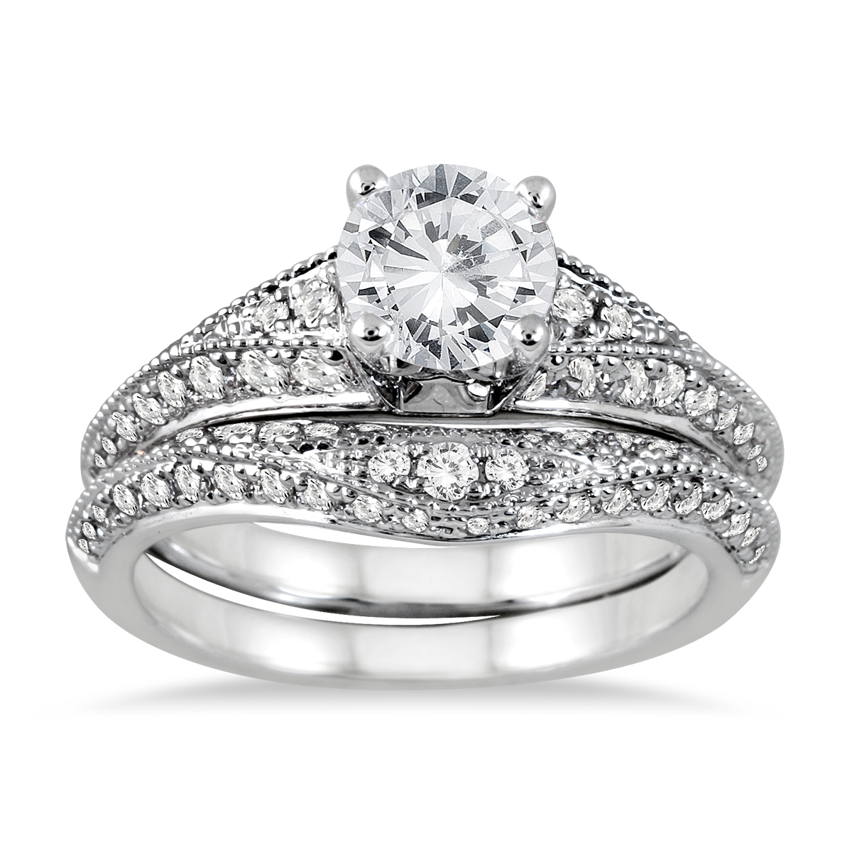 AGS Certified 1 1/2 Carat...