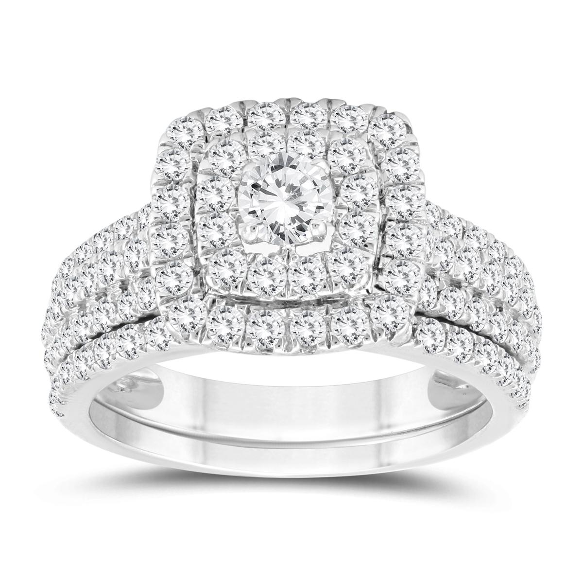 1 7/8 Carat TW Diamond...