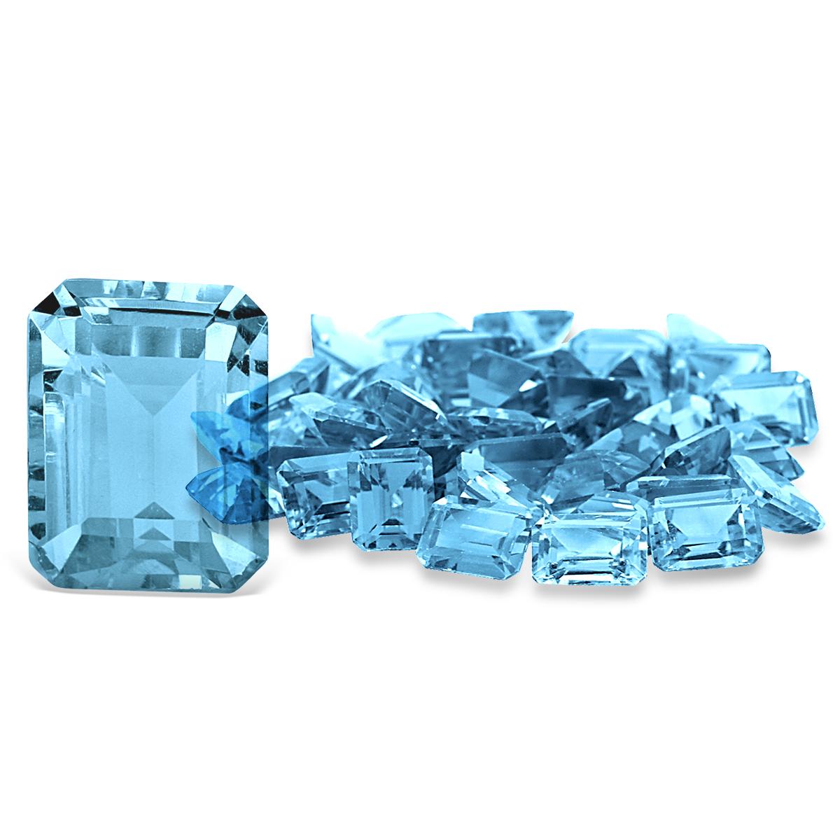 2.85 Carat Emerald Cut...