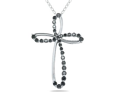 1 Carat TW Black Diamond...