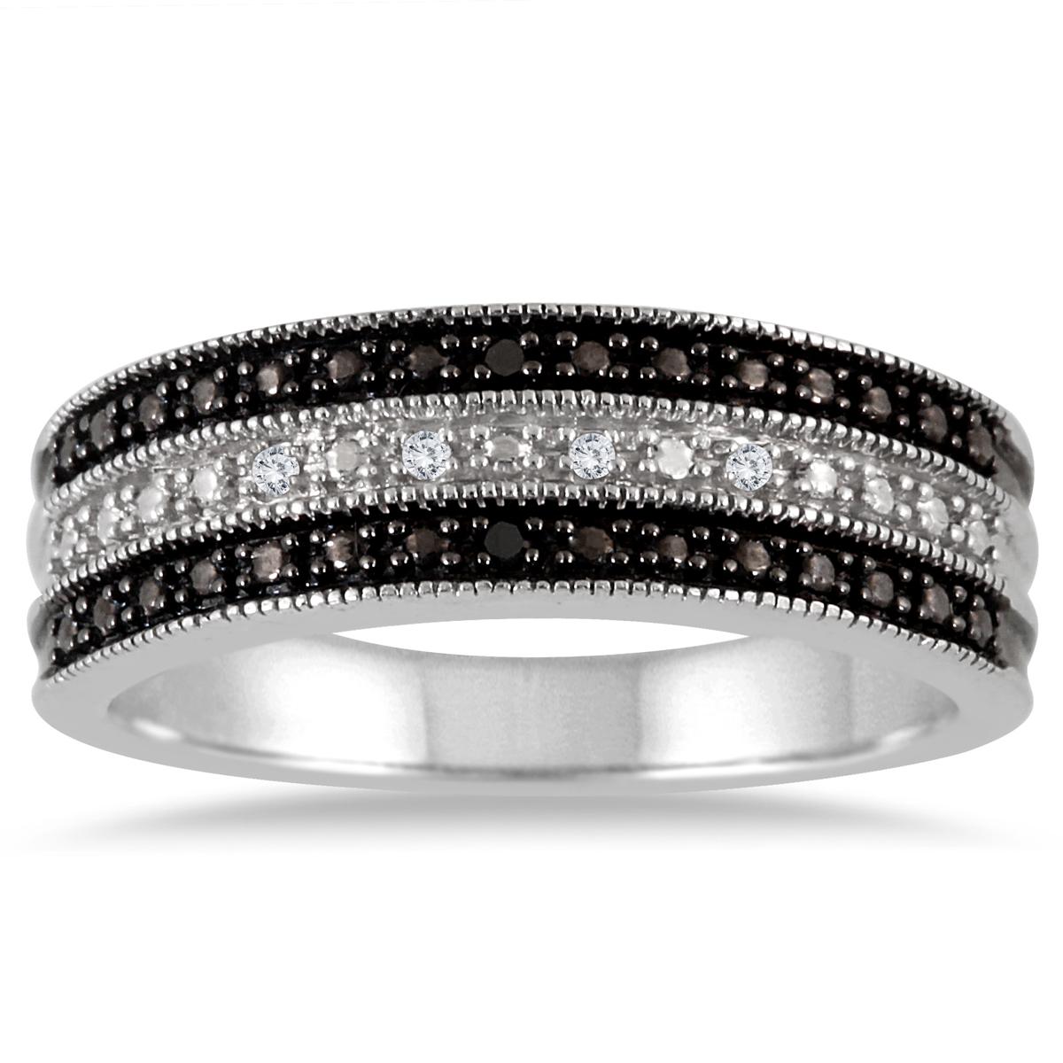 Black and White Diamond...