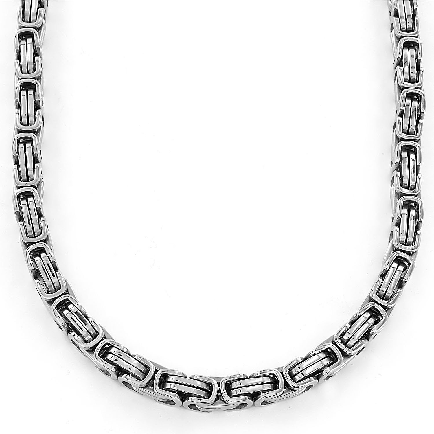 Stainless Steel Link Chain Necklace