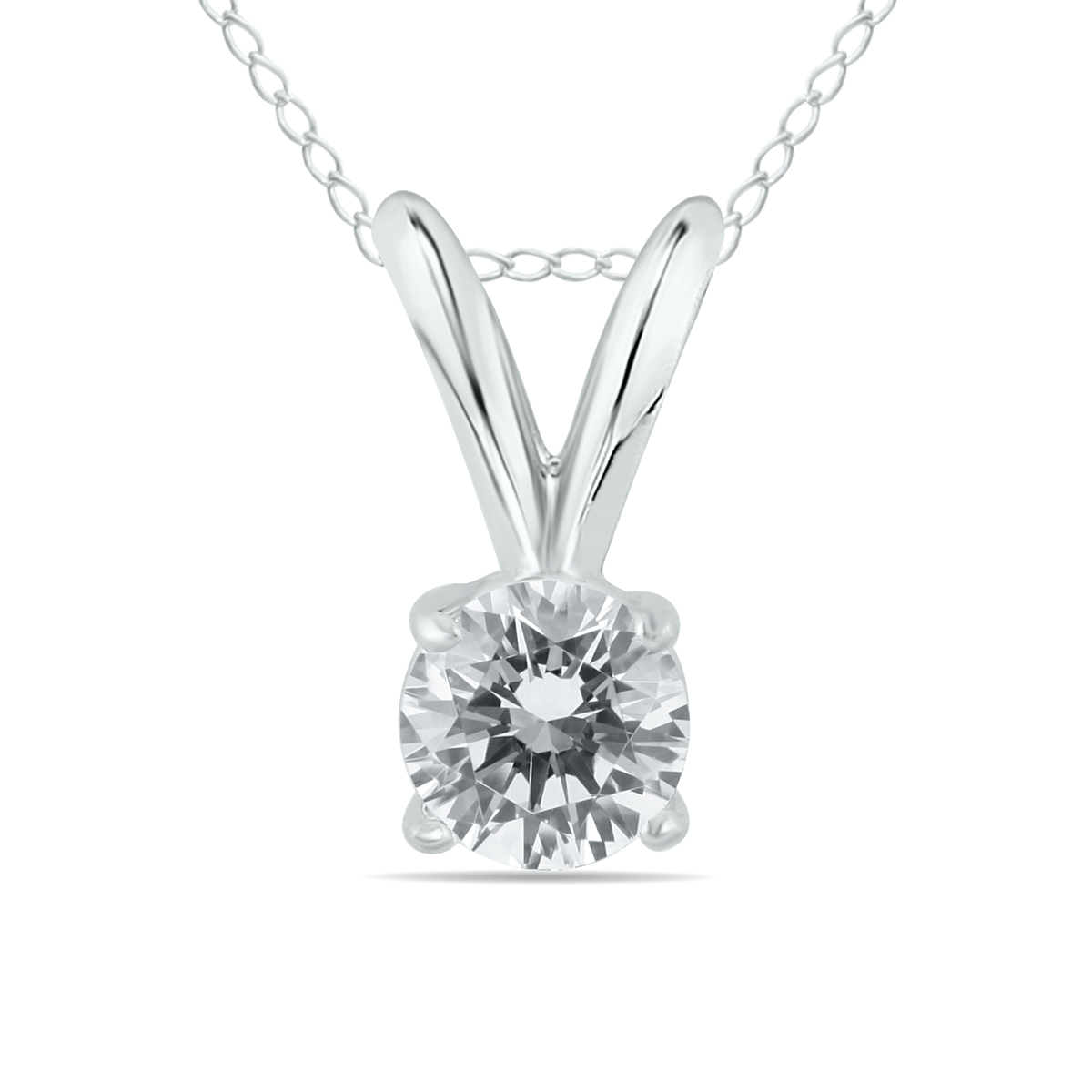 1/7 Carat Round Diamond...