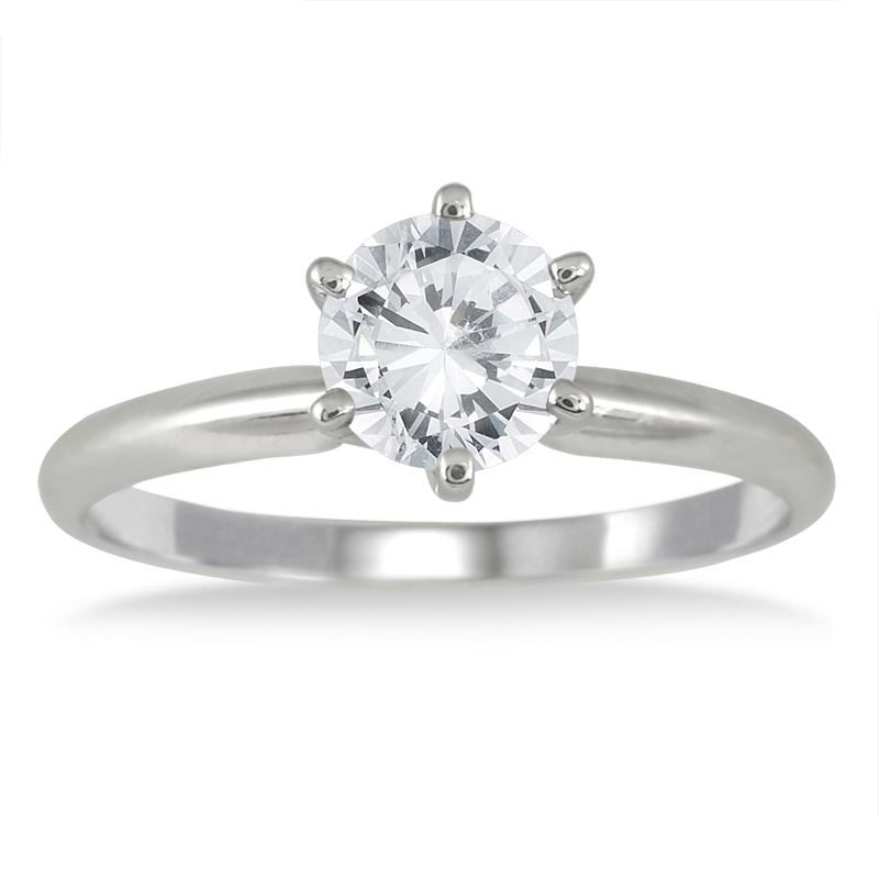 AGS Certified 3/4 Carat...